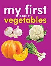 Board book: My First Book of Vegetables