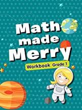 Maths Made Merry Activity Workbook Grade-1