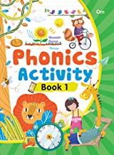 Phonics : Fix Your Phonics Activity Workbook Grade-1
