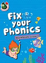 Phonics : Fix Your Phonics Activity Workbook Grade-2