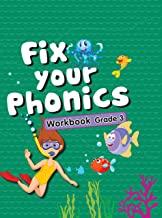 Phonics : Fix Your Phonics Activity Workbook Grade-3