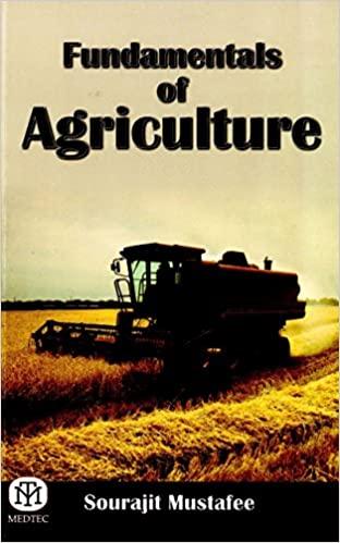 STATISTICAL METHODS FOR AGRICULTURAL SCIENCES