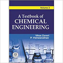 A Textbook of Chemical Engineering (Vol. 2)