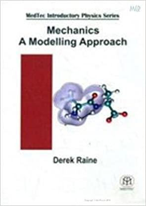 Mechanics: A Modelling Approach