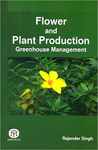 Flower And Plant Production Greenhouse Management