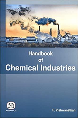 HANDBOOK OF CHEMICAL INDUSTRIES