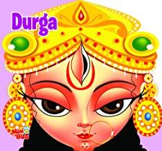 Cutout Board Book: Durga(Gods,Goddesses and Saints)