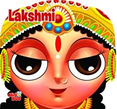 Cutout Board Book: Lakshmi(Gods,Goddesses and Saints)