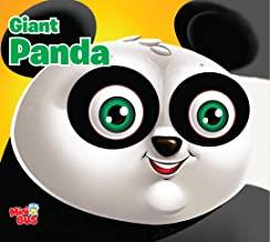 Cutout Board Book: Giant Panda( Animals and Birds)