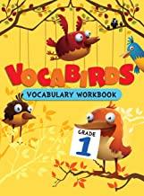 Vocabulary : Vocabirds Vocabulary Activity Workbook Grade-1