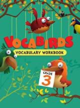 Vocabulary : Vocabirds Vocabulary Activity Workbook Grade-3