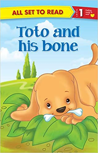 ALL SET TO READ- READERS LEVEL 1- TOTO AND HIS BONE- READERS