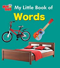 Board book: My Little Book of  Words