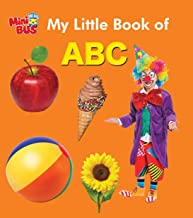 Board book: My Little Book of  ABC