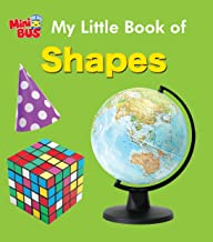 Board book: My Little Book of  Shapes