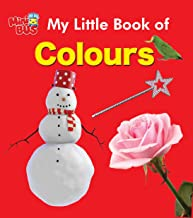Board book: My Little Book of  Colours
