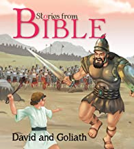 Bible Stories : David and Goliath (Bible stories for children)