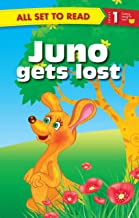 ALL SET TO READ- READERS LEVEL 1- JUNO GETS LOST