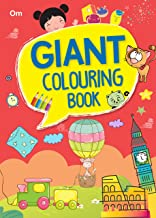 Colouring book : Gaint Colouring Book for kids