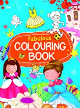 Colouring book : Fabulous Colouring Book for Kids