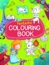 Colouring book : Fantastic Colouring Book for Kids