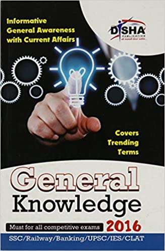 GENERAL KNOWLEDGE 2016