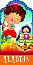 Cutout Books: Aladdin(Fairy Tales)