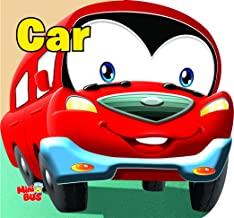 Cutout Board Book: Car(Transport)