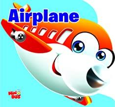 Cutout Board Book: Airplane(Transport)