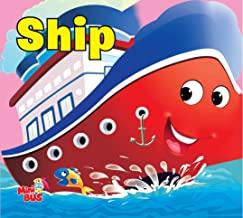 Cutout Board Book: Ship(Transport)