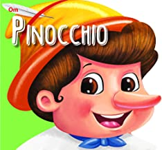 Cutout Board Book: Pinocchio( Fairy Tales)