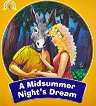 Illustrated Shakespeare Stories: A Midsummer Nights Dream
