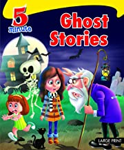 Large Print: 5 Minute Ghost Stories