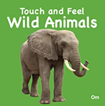 Board Book-Touch and Feel: Wild Animals