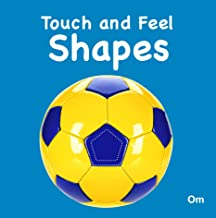 Board Book-Touch and Feel: Shapes