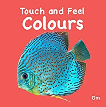 Board Book-Touch and Feel: Colours