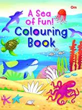 Colouring book : A Sea of Fun (Copy Colour)