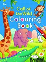 Colouring book : Call of the Wild (Copy Colour)