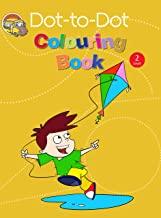 Colouring book: Dot-to-Dot Colouring Book Level 2