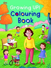Colouring book : Growing Up Colouring Book