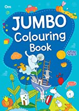 Colouring book : Jumbo Colouring Book for kids