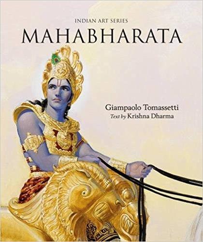 Mahabharata: Indian Art Series