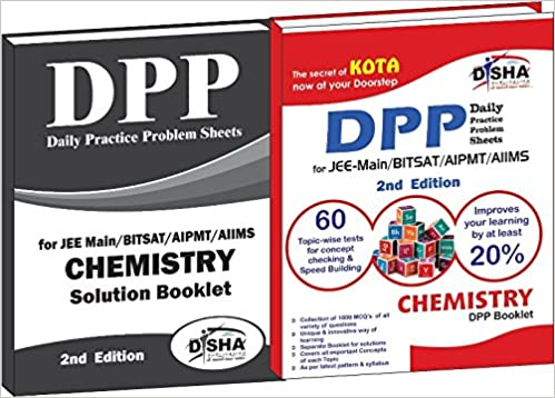 DAILY PRACTICE PROBLEM (DPP) SHEETS FOR JEE MAIN/BITSAT/AIPMT/AIIMS CHEMISTRY