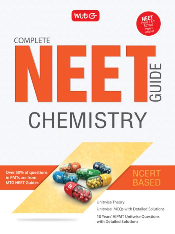CHEMISTRY COMPLETE NEET GUIDE
