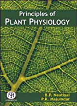 PRINCIPLES OF PLANT PHYSIOLOGY