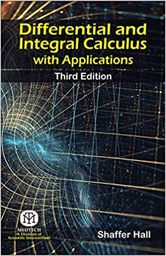 Differential And Integral Calculus With Applications