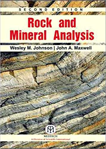 Rock and Mineral Analysis