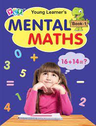 MENTAL MATHS BOOK - 1
