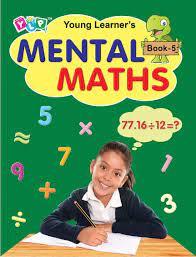 MENTAL MATHS BOOK - 5