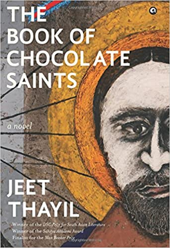 THE BOOK OF CHOCOLATE SAINTS